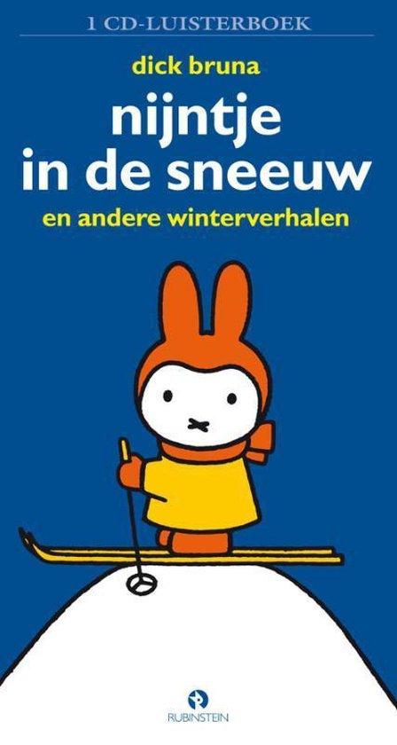 Cover van het boek 'Nijntje in de sneeuw e.a. winterverhalen 1 CD'