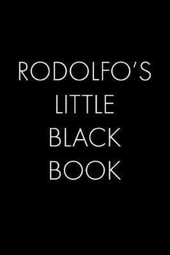 Rodolfo's Little Black Book