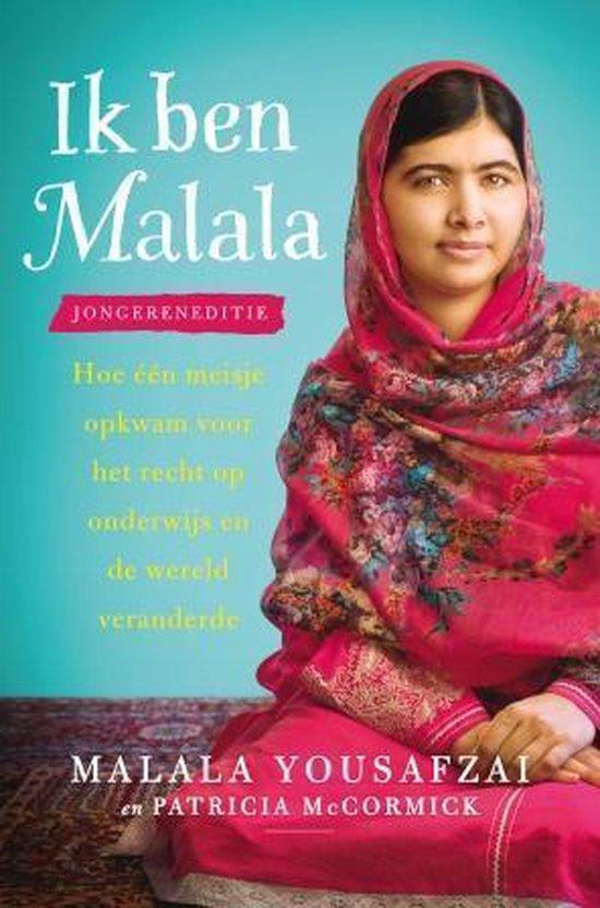 Boek cover Ik ben Malala van Malala Yousafzai (Paperback)