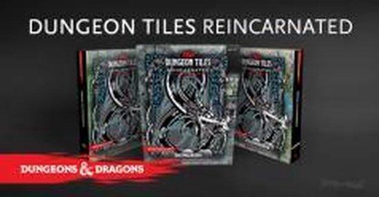 D&d Dungeon Tiles Reincarnated: Wilderness - Wizards of the Coast