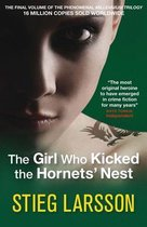 Girl Who Kicked the Hornets' Nest (A-Format)