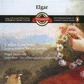Edward Elgar: Violin Concerto; Ralph Vaughan Williams: The Lark Ascending