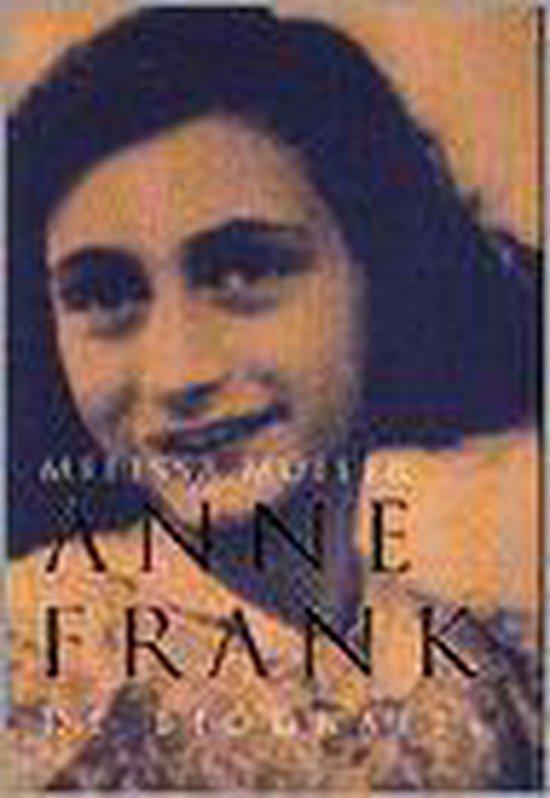 Anne frank de biografie (geb) - Michiel Muller  