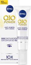 NIVEA Q10 Power Anti-Rimpel 35+ - Oogcrème - 15 ml