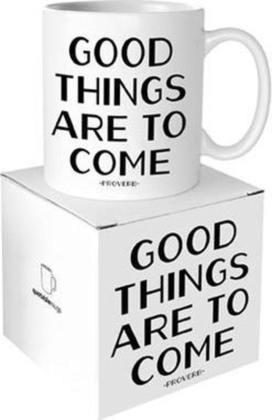 Quotable Mug Good Things