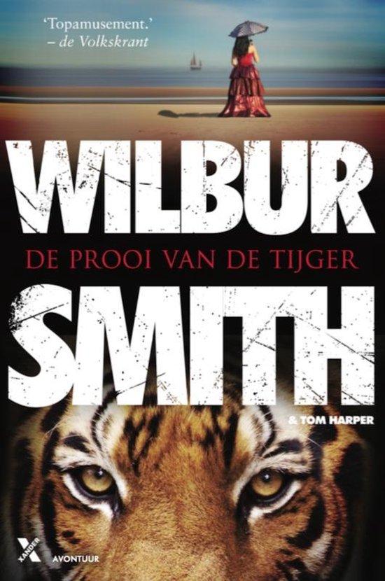 De prooi van de tijger - Wilbur Smith |