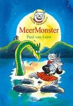 Boek cover Dolfje Weerwolfje 15 - MeerMonster van Paul van Loon (Hardcover)