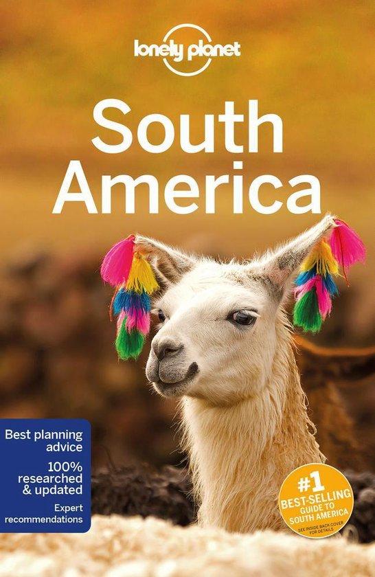 Boek cover Lonely Planet South America van Regis St Louis (Paperback)