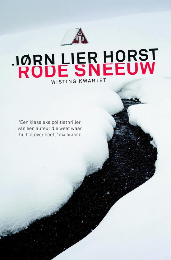 Wisting Kwartet 1 - Rode sneeuw - Jørn Lier Horst |