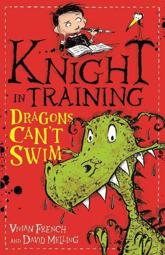 Boek cover Dragons Cant Swim van Vivian French (Onbekend)