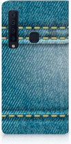 Samsung Galaxy A9 (2018) Standcase Hoesje Design Jeans