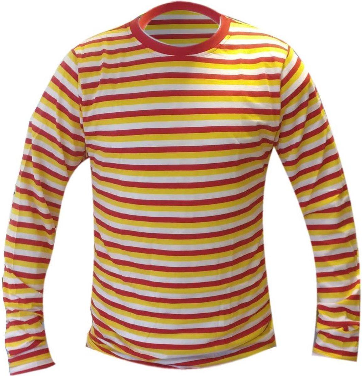 Carnavalskleding: Dorus trui (diverse kleuren)