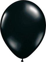 Zwarte Ballonnen 27 cm - 100 stuks