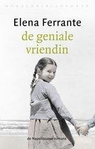 Boek cover De Napolitaanse romans 1 - De geniale vriendin van Elena Ferrante (Onbekend)