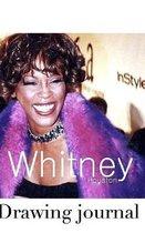 Whitney Houston Drawing Journal