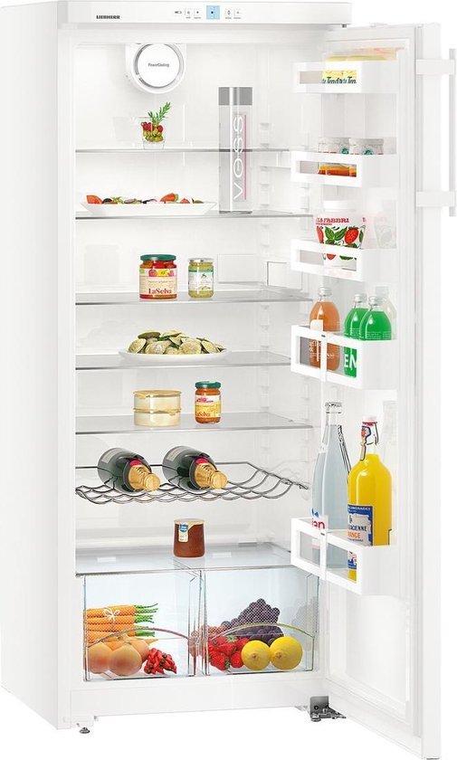 Koelkast: Liebherr K 3130 koelkast Vrijstaand Wit 297 l A++, van het merk Liebherr
