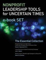 Nonprofit Leadership Tools for Uncertain Times e-book Set