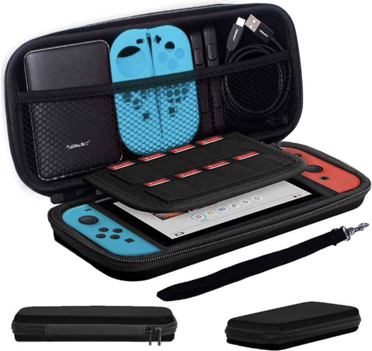 Nintendo Switch Case - Zwart