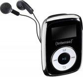 MP3 Intenso Music Mover Clip 8GB MP3 Player zwart