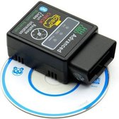 ELM327 Auto Scanner OBD2 CAN BUS Adapter Bluetooth Function