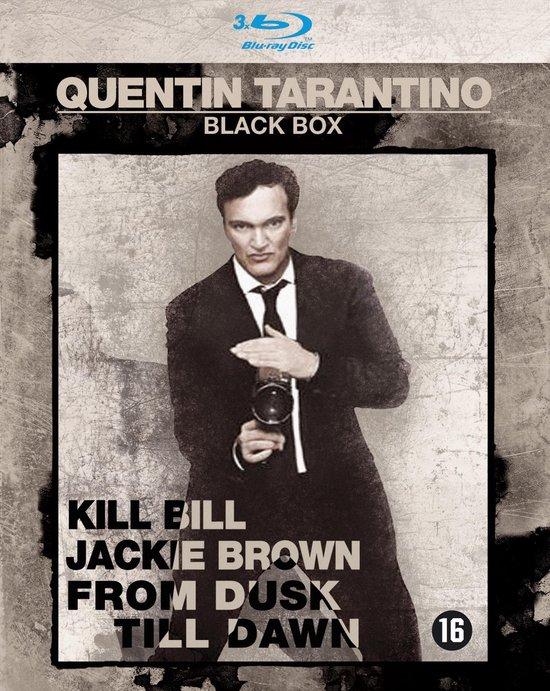 Cover van de film 'Quentin Tarantino - Black Box'
