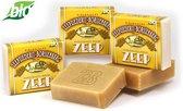 Biologische Honing Zeep - 3 stuks