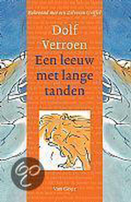 Een Leeuw Met Lange Tanden