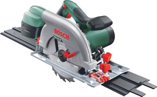 Bosch PKS 66 AF Cirkelzaag - incl. Geleiderrail - 1.600W - Ø 190 mm