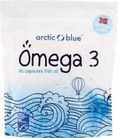 Arctic Blue - Omega 3 - Visolie met MSC keurmerk - 90 capsules