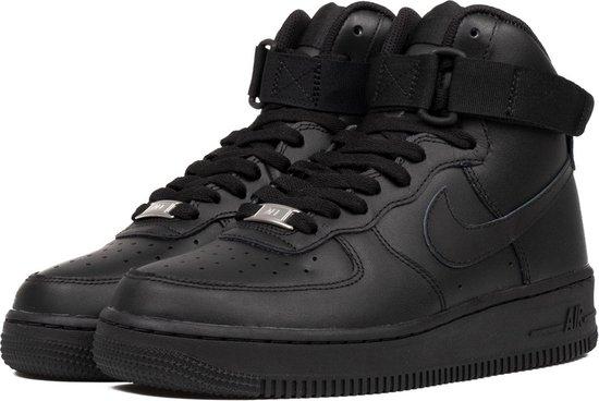 bol.com | Nike Air Force 1 Sneakers - Maat 38 - Unisex - zwart