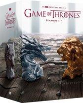 Afbeelding van Game of Thrones - Season 1 t/m 7 (Import)