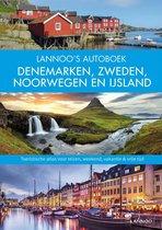 Lannoo's autoboek - Lannoo's Autoboek - Denemarken, Zweden, Noorwegen en IJsland
