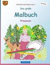 Brockhausen Malbuch Bd. 2 - Das Gro e Malbuch