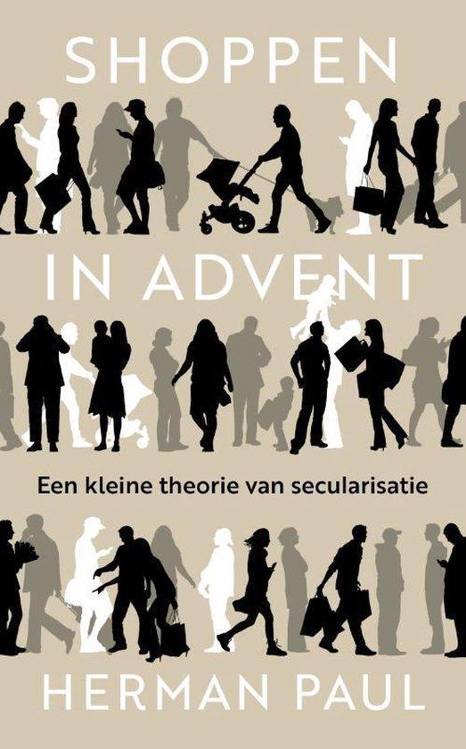 Shoppen in advent - Herman Paul |