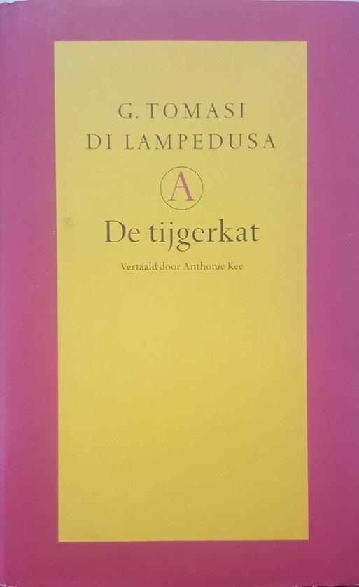 De Tijgerkat - Giuseppe Tomasi di Lampedusa   Fthsonline.com