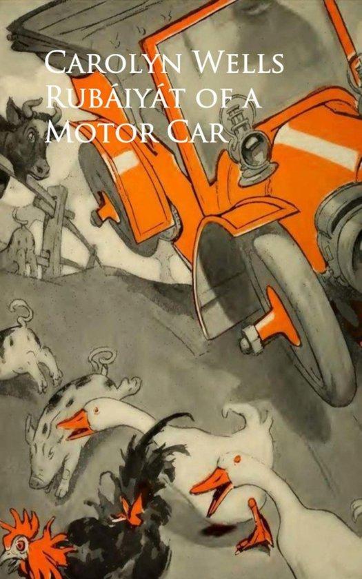 Omslag van Rubaiyat of a Motor Car