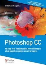 Boek cover Photoshop CC van Willemien Haagsma (Paperback)