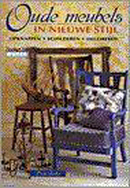 Doe het zelf wonen Oude meubels in nieuwe stijl - Raffaella Barker pdf epub