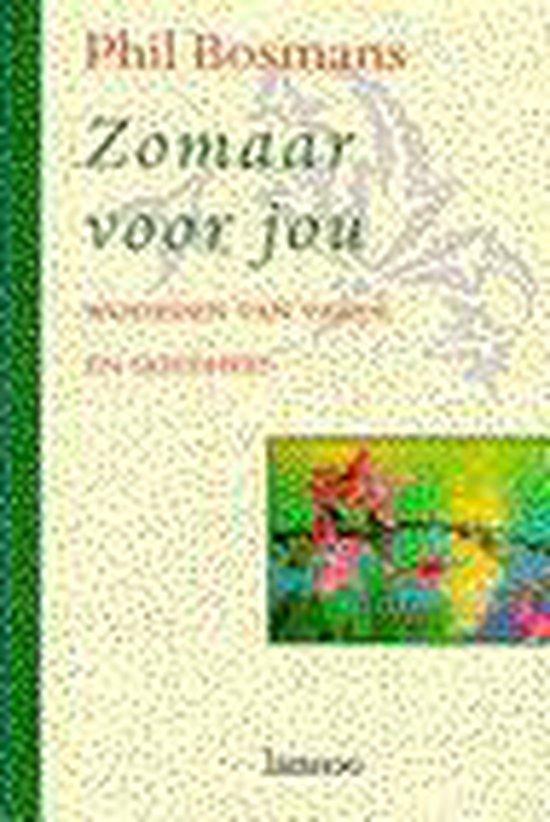 ZOMAAR VOOR JOU - Phil Bosmans pdf epub