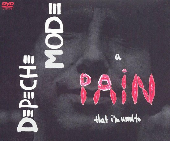 Cover van de film 'A Pain That I'M'