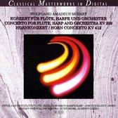 Mozart: Concerto for Flute, Harp and Orchestra; Horn Concerto No. 1