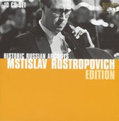 Rostropovich Edition
