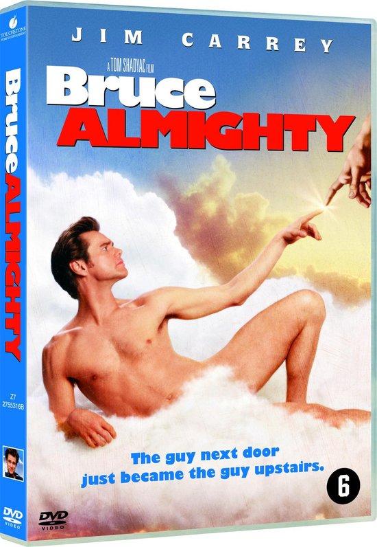 Cover van de film 'Bruce Almighty'