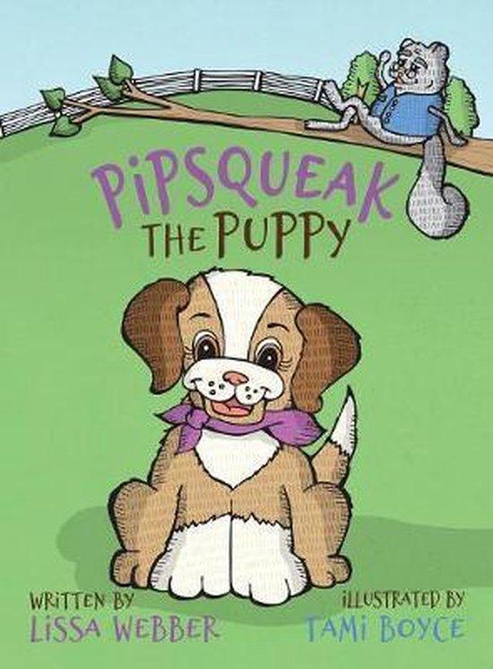Pipsqueak the Puppy