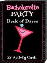 Vrijgezellenfeestje kaartspel dames - Erotisch Spel
