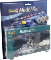 Revell Model Set Bismarck