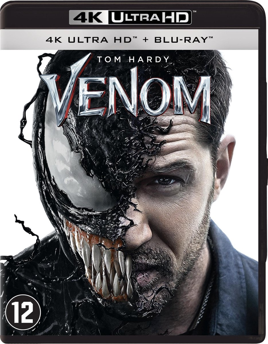 Venom (4K Ultra HD Blu-ray)-