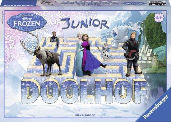 Ravensburger Disney Frozen Junior Doolhof - kinderspel