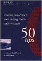 Internet en intranet voor managementondersteuners (50 tips)