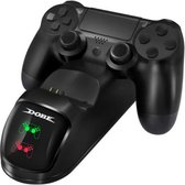 Dual Oplaadstation voor Playstation 4 Controller – Dubbele Snel Oplader Charger PS4 Slim Pro